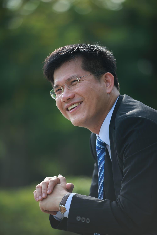 台中市長-林佳龍